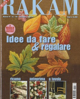 Rakam – ottobre 2014