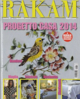 Rakam – gennaio 2014